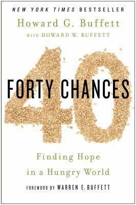 Forty Chances by Howard Buffett