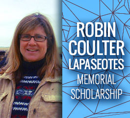 Robin Coulter Lapaseotes Memorial Scholarship